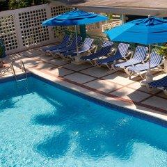 Отель Deja Resort - All Inclusive Ямайка, Монтего-Бей - отзывы, цены и фото номеров - забронировать отель Deja Resort - All Inclusive онлайн бассейн фото 2