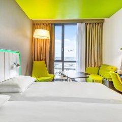 Отель Парк Инн от Рэдиссон Аэропорт Пулково 4* Улучшенный номер фото 2