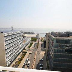 Отель Expo Oriente Lis Португалия, Лиссабон - отзывы, цены и фото номеров - забронировать отель Expo Oriente Lis онлайн балкон
