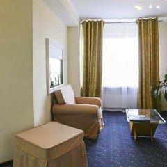 Гостиница Измайлово Альфа 4* Люкс с разными типами кроватей фото 2