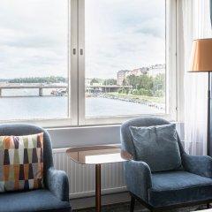 Отель Hilton Helsinki Strand комната для гостей фото 6