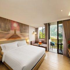 Отель Vogue Resort & Spa Ao Nang комната для гостей фото 13