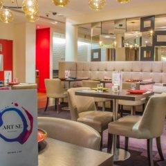 Отель DoubleTree by Hilton Hotel London - Westminster Великобритания, Лондон - 4 отзыва об отеле, цены и фото номеров - забронировать отель DoubleTree by Hilton Hotel London - Westminster онлайн питание фото 2