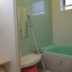 Отель Business Ryokan Tatsumi Минамиавадзи ванная