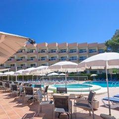 Отель Aparthotel THB Ibiza Mar - Только для взрослых бассейн фото 3