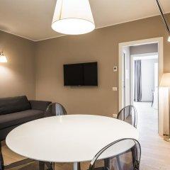 Отель Italianway - Corso Como 11 Улучшенные апартаменты с различными типами кроватей
