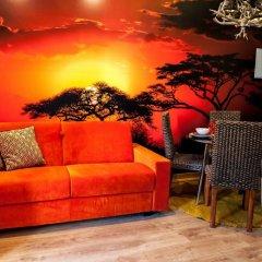 Отель Art Suites Santander Улучшенные апартаменты с различными типами кроватей фото 4