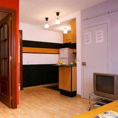Отель Sants Барселона сейф в номере