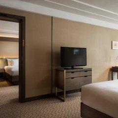 Отель Hilton Vienna Plaza Вена удобства в номере