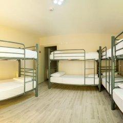Vegan Bella Vista Hostel Кровать в общем номере двухъярусные кровати фото 9