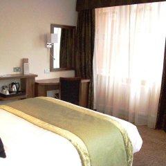 Отель Mercure London Bloomsbury 4* Компактный номер с различными типами кроватей фото 2