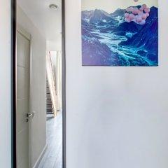 Гостиница ApartVille Улучшенные апартаменты с различными типами кроватей фото 6