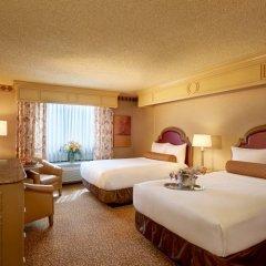 Golden Nugget Las Vegas Hotel & Casino 4* Люкс с 2 отдельными кроватями