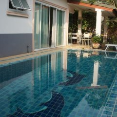 Отель 3-Bedroom Villa - Jomtien Beach бассейн