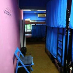 Moscow Hostel Travel Inn Кровать в общем номере с двухъярусной кроватью фото 7