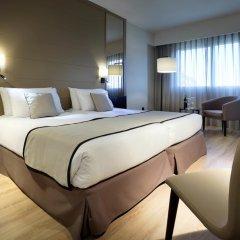 Отель Eurostars Rey Don Jaime 4* Стандартный номер с различными типами кроватей