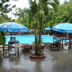 Palm Garden Hotel Паттайя бассейн фото 3