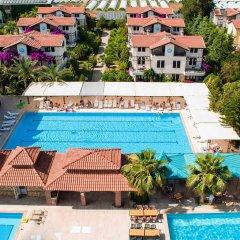 Belkon Hotel бассейн фото 2
