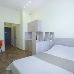 Апарт-Отель Парк Сити от Крассталкер Апартаменты с различными типами кроватей фото 6