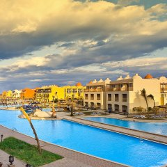 Titanic Beach Spa & Aquapark in Hurghada, Egypt from 59$, photos, reviews - zenhotels.com pool photo 2