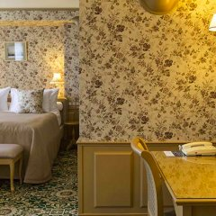 Гостиница Измайлово Альфа 4* Полулюкс Deluxe с разными типами кроватей фото 2