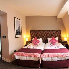 Отель Doubletree by Hilton London Marble Arch 4* Гостевой номер с различными типами кроватей