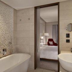 Гостиница Хаятт Ридженси Москва Петровский Парк 5* Стандартный номер с различными типами кроватей фото 5
