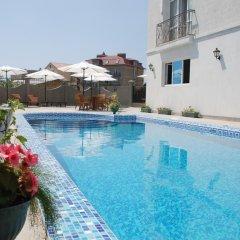 Hotel Sheikh бассейн
