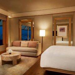 Отель The Ritz-Carlton, Millenia Singapore 5* Номер Deluxe Kallang с различными типами кроватей