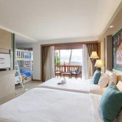 Отель Novotel Phuket Resort 4* Стандартный семейный номер с различными типами кроватей фото 5
