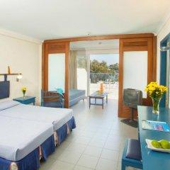 Отель Louis Corcyra Beach Корфу комната для гостей