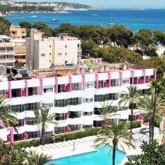 Отель Lively Mallorca - Adults Only пляж