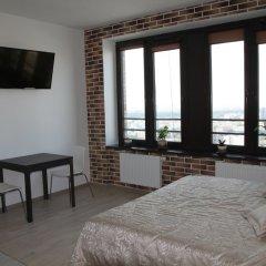 Апартаменты Савеловский Сити 43 этаж Студия с различными типами кроватей фото 2