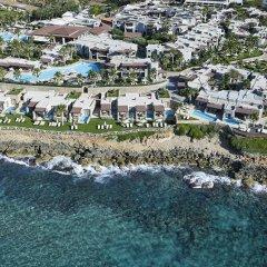 Отель Ikaros Beach Resort & Spa пляж фото 4