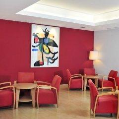Отель AS Hoteles Porta Catalana Агульяна гостиничный бар