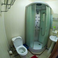 Хостел Хабаровск B&B Кровать в общем номере с двухъярусной кроватью фото 21
