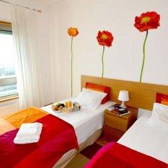 Отель Expo Oriente Lis Португалия, Лиссабон - отзывы, цены и фото номеров - забронировать отель Expo Oriente Lis онлайн комната для гостей фото 4