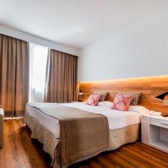 Отель Aparthotel Ponent Mar Апартаменты комфорт с различными типами кроватей фото 2