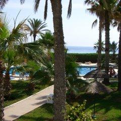 Отель Chems El Hana Сусс пляж