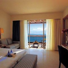 Отель Ionian Blue Garden Suites Греция, Корфу - отзывы, цены и фото номеров - забронировать отель Ionian Blue Garden Suites онлайн комната для гостей