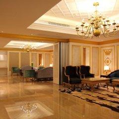 Boyue Shanghai Hongqiao Airport Hotel интерьер отеля фото 2