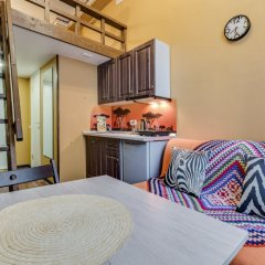 Апартаменты Sokroma Глобус Aparts Апартаменты с различными типами кроватей фото 32