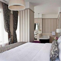 Гостиница Mercure Арбат Москва 4* Люкс повышенной комфортности с различными типами кроватей фото 2
