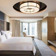 Отель Swissotel The Bosphorus Istanbul 5* Номер Делюкс двуспальная кровать