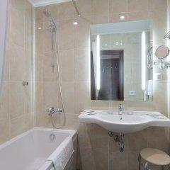 Гостиница Парк Тауэр в Москве 13 отзывов об отеле, цены и фото номеров - забронировать гостиницу Парк Тауэр онлайн Москва ванная