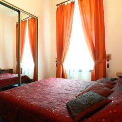 Гостиница Крыша комната для гостей фото 4