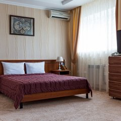 Гостиница Сибирский Сафари Клуб 4* Стандартный номер с различными типами кроватей фото 4