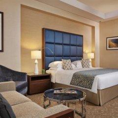 Отель Swissotel Living Al Ghurair Dubai Люкс с различными типами кроватей