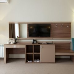 Гостиница Хрустальный Resort & Spa 4* Улучшенный номер с различными типами кроватей фото 8