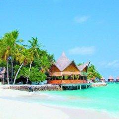 Отель Thulhagiri Island Resort пляж фото 2